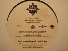 """DAS EFX - GREEZY b/w HOW WE DO (12"""")  2003!!!  RARE!!!"""