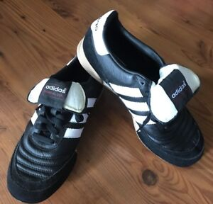 cda573154 Adidas Performance Men s Mundial Goal Soccer Football Shoes Size 7 ...