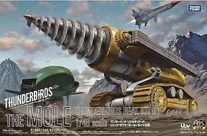 Thunderbirds: La taupe 1/48 (Aoshima)