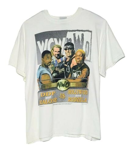 WCW/nWo DDP Karl Malone Hollywood Hulk Hogan Denni