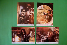 ESCAPE FROM THE BRONX 1983 MARK GREGORY HENRY SILVA  CASTELLARI EXYU LOBBY CARDS