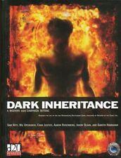 D20 Modern Campaign seting DARK INHERITANCE RPG MTH1000