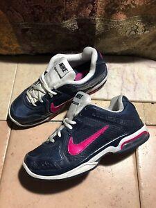 NIKE WOMEN'S AIR Max ortholite used Mirabella Tennis Shoe Sz