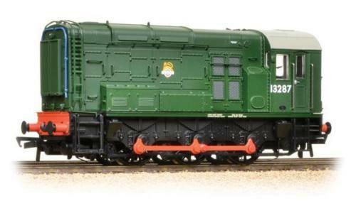 BACHMANN  -32-120 CLASS 08 13287 BR PLAIN verde EARLY EMBLEM Brand New & Boxed