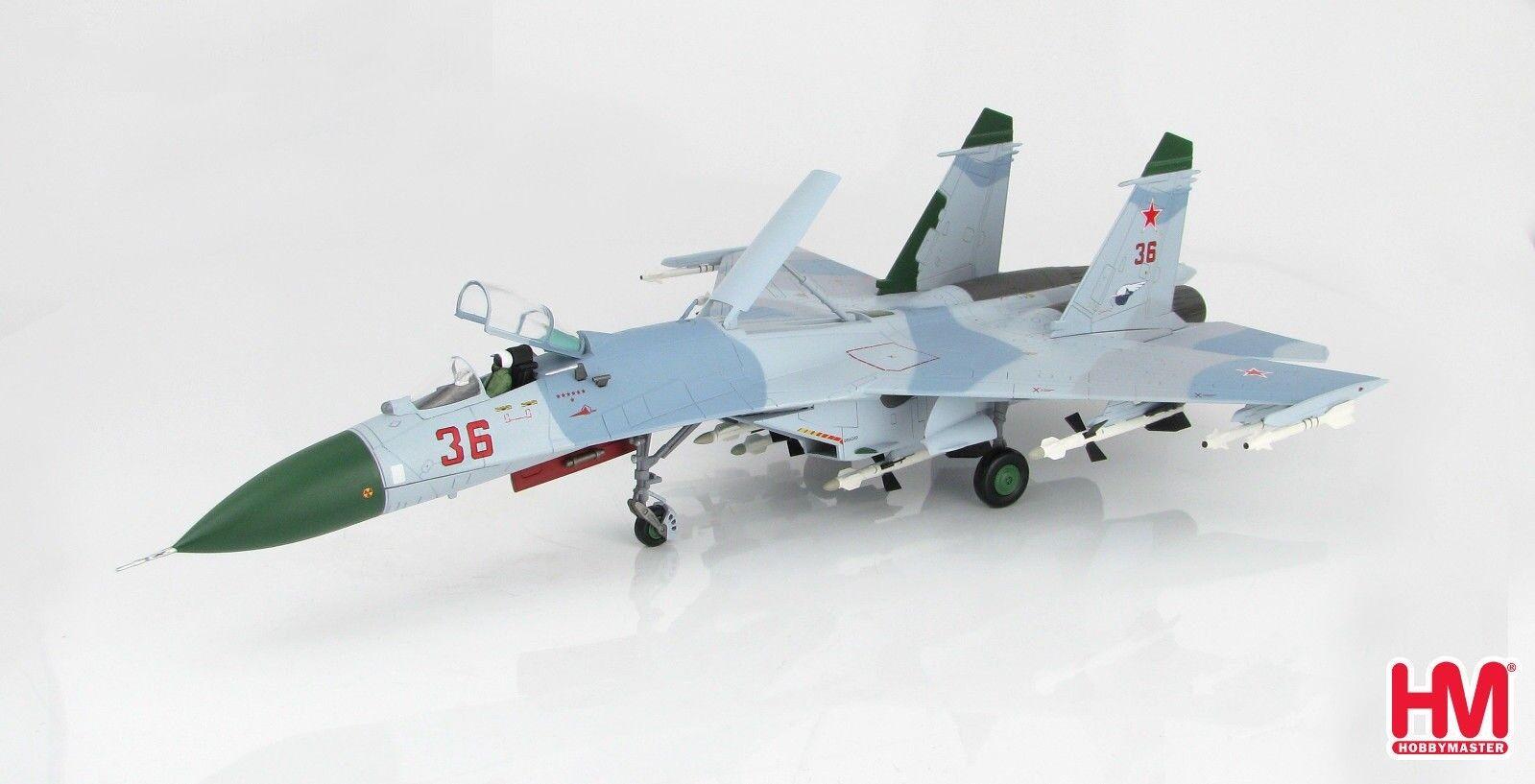 HOBBY Master HA6001-osipovič SUCHOJ Su-27 FLANKER B, Rosso 36, RUSSO AF 1987