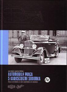 Book-Praga-Sodomka-Coachwork-English-Automobily-Praga-Karoseriemi-Sodomka