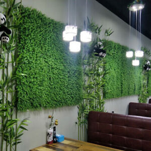 Artificial Ivy Plant Wall Cover Outdoor Privacy Wall