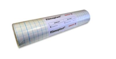 Filmoplast Forro Auto Adhesivo Pegajoso Bordado Estabilizador anchos de 0.5 M 50 Cm