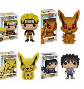 Naruto Shippuden Uzumaki Naruto Uchiha Sasuke PVC Action Figure Figurine Toy