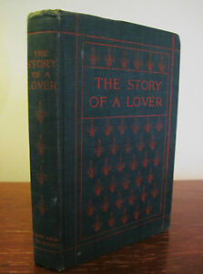 STORY-OF-A-LOVER-Anonymous-RARE-1st-2nd-Printing-CLASSIC-Antique