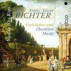 Franz Xaver Richter: Concertos and Chamber Music (CD, MDG)
