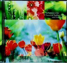 The Beauty of the Classical Indian Flute by Vivek Sonar (CD, 2009, Inner  Splendor)
