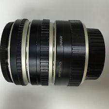 Minolta Extension Tubes Set 28mm, 21mm, 14mm for manual focus MD MC Lens
