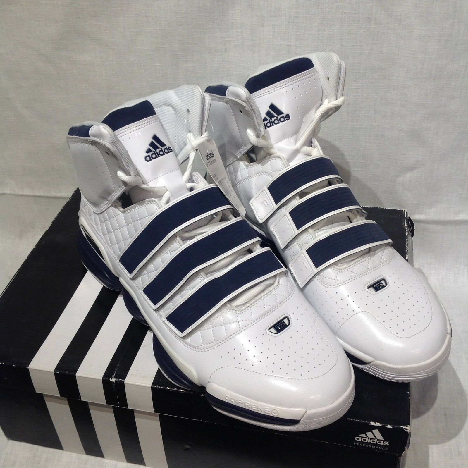 Adidas SM TS Supernatural Command Laced Basketball Sneakers - Size 17
