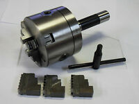 3 - 3 Jaw R8 Collet Chuck