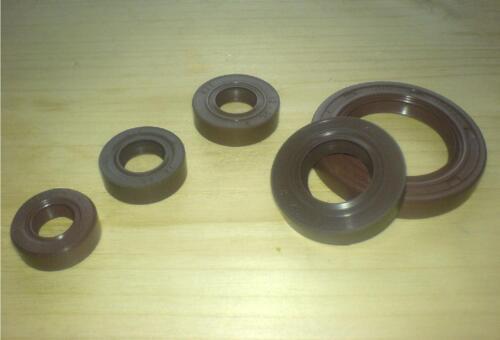 1 Wellendichtring Simmerring FPM 15x24x7 mm A = WA = BA = SC Viton® FKM