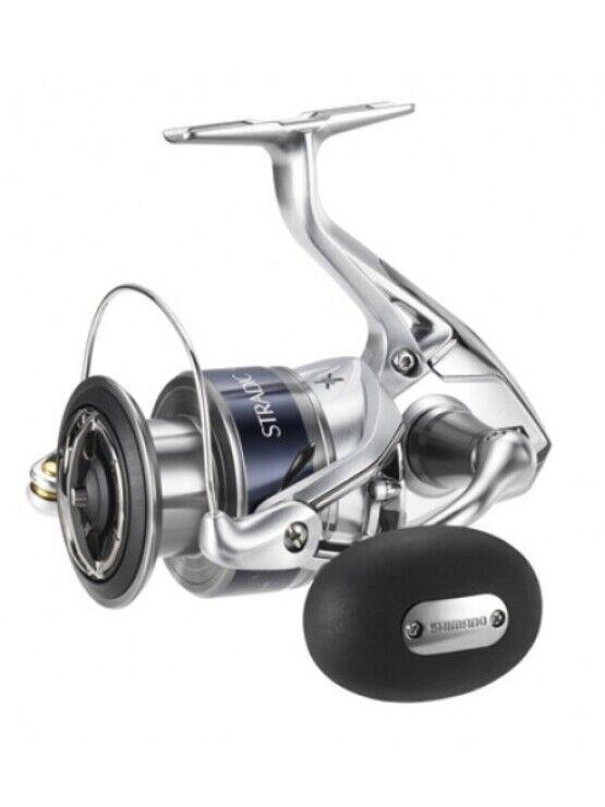 SHIMANO MULINELLO da pesca a spinning mare e fiume  STRADIC  C 4000 XG FK