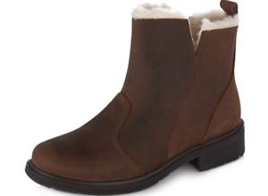 4 Low Barrow Rise Waterproof Boot Leather Oak Coll Emu RCwqd8R