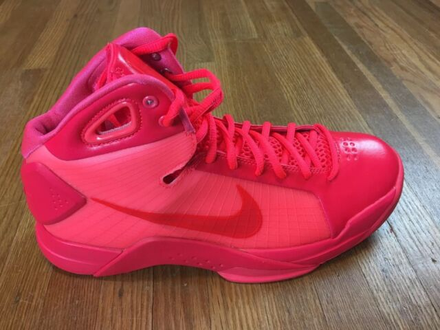 sports shoes 80465 1f69d Nike Hyperdunk 08 Retro Men Basketball Lifestyle Shoes 2016 Solar Red 9