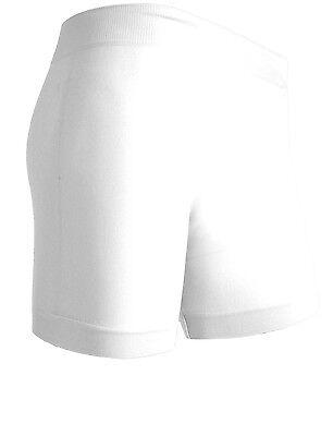 NE PEOPLE Women's Basic Seamless Workout Stretch Solid Short Leggings Yoga Pants