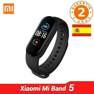 Xiaomi Mi Band 5 Smart Watch Wristband Amoled Bluetooth 5 Water Global VERSION