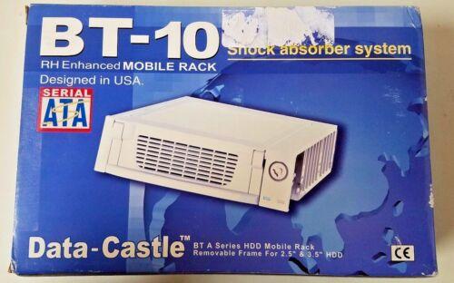 Data-Castle BT-10 RH ENHANCED SATA Hard Drive Mobile Rack