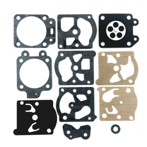 30 TS25 52 40 34 VIP21 25 42 Carburetor Diaphragm Kit for ALPINA TS24