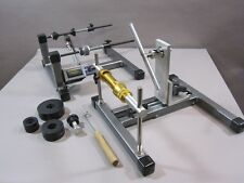 Reel Winder II with Super Spooler Line Counter and Spinning Reel Adapter Kit