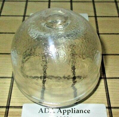 00414191 Globe 14-31-634 Cover 14-32-583 Thermador Oven Light Bulb Lens