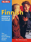 Finnish Berlitz Phrase Book and Dictionary by Berlitz Publishing Company (Paperback, 2003)