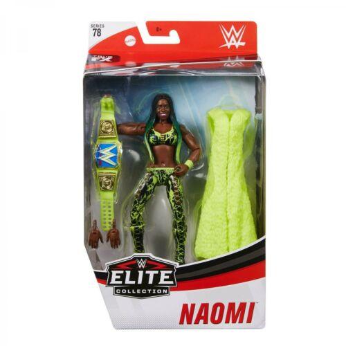 WWE Naomi Elite 78 Wrestling Figure en stock