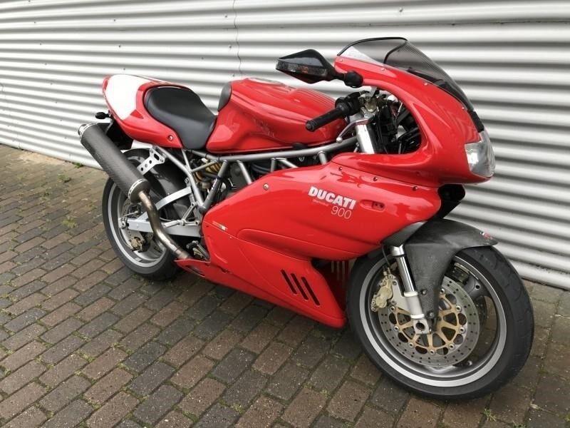 Ducati, 900 Super Sport, ccm 904