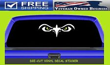 LARGE SEAHAWKS EYE BACK WINDOW VINYL DIE CUT DECAL STICKER 12th Seattle Wilson