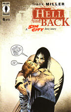 SIN CITY Hell and Back #6 (of 9) - Back Issue