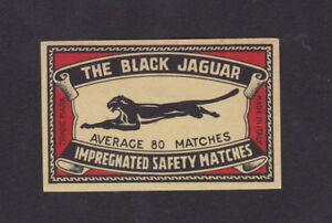 Ancienne étiquette Allumettes Italie BN46192 Le Jaguar Noir Average 80 - France - EBay Anciennes étiquettes allumettes en bon état. Authentique. Stichworte: Philumenie , Matchbox Labels , Lucifers , Zündhölzer , Streichhölzer , Safety Matches , Zündis , Etiquettes , matchlabel , matches, matchboxes, matchbox, fosforos, t - France