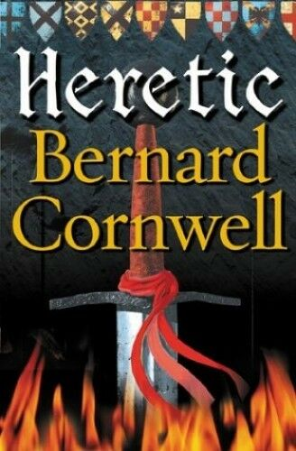 1 of 1 - Heretic (The Grail Quest) by Cornwell, Bernard 0007149883 The Cheap Fast Free
