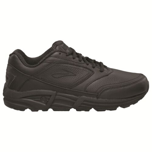 BARGAIN Brooks Addiction Walker Mens BLACK 2E FREE DELIVERY AUS WIDE!