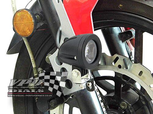 Moto Spot//Luz de Niebla x2 Alta Potencia trabajo CREE LED van Pickup 4x4 bici