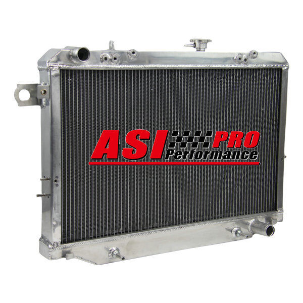 3 ROW RADIATOR FOR TOYOTA LANDCRUISER 100 SERIES HDJ100R FZJ105R HZJ105R AT AU