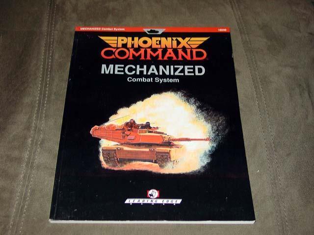 Comando de Phoenix-sistema de combate mecanizados - Juegos De Vanguardia