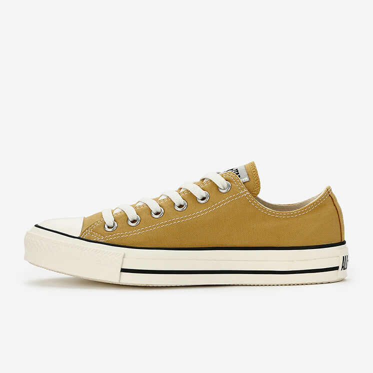 CONVERSE ALL STAR WASHEDCANVAS OX Gold Chuck Taylor Japan Exclusive