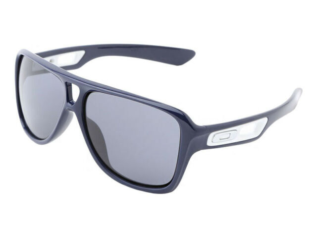 7cd6b5f162 Oakley DISPATCH 2 II Sunglasses Polished Navy Frame Grey Lens OO 9150 24