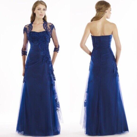 Rina DiMontella Mother of the Bride Dress & Jacket