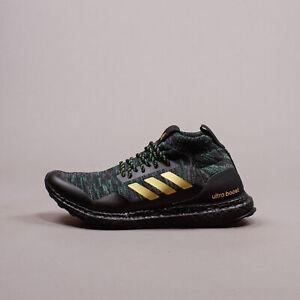 Corrida Adidas ultraboost Dna Mid X Von Miller Pe Verde FZ5490 ...