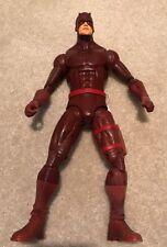 "Marvel Legends Icons Daredevil Red Costume 12"" Hasbro Netflix Defenders"