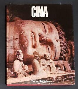 Libro-Touring-Club-Italiano-Cina-Edizione-1980