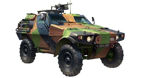 Tiger Modello 1 35 Panhard Vbl  4603