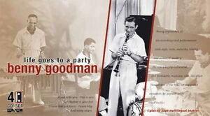 Benny-Goodman-Life-goes-to-a-party-4-CD-Longbox-NEU-OVP