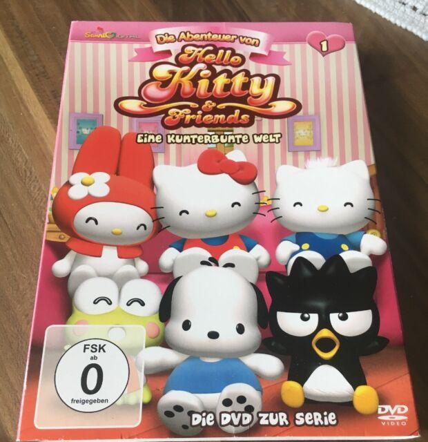 Die Abenteuer von Hello Kitty & Friends eine Kunterbunte Welt