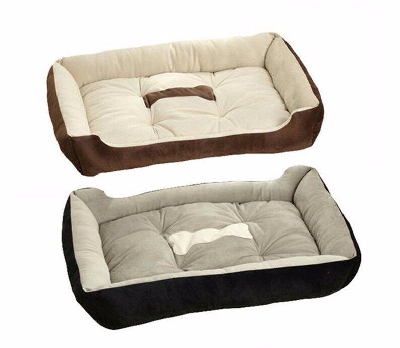 House Pets Beds Plus Size Dogs Fashion Soft Dog Warm House 6 Sizes High Quality
